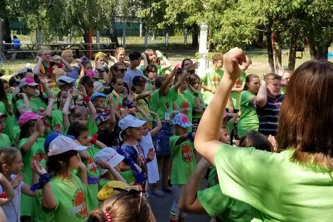 2019 Ukraine Harvest Mission Trip